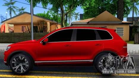 Volkswagen Touareg 2015 for GTA San Andreas