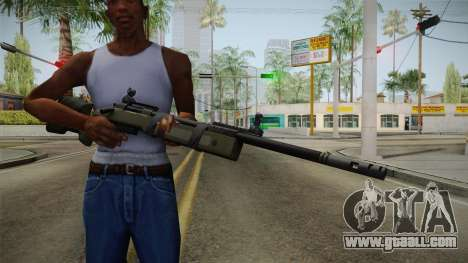 M40 for GTA San Andreas third screenshot