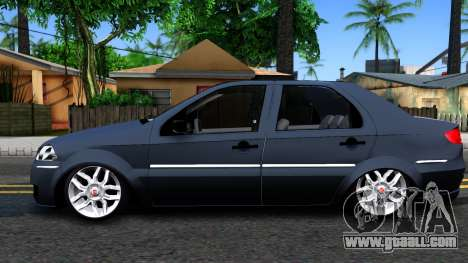 Fiat Siena for GTA San Andreas left view