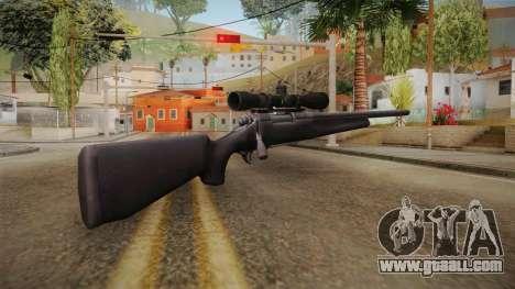 Survarium - Remington 700 for GTA San Andreas second screenshot