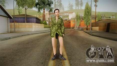 007 Goldeneye Natalya for GTA San Andreas second screenshot