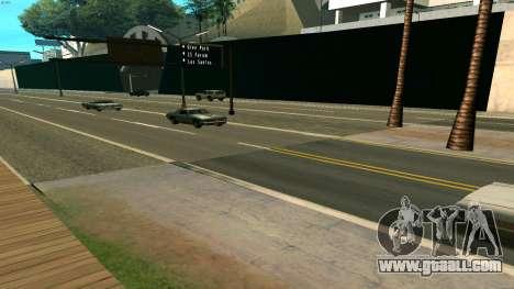 Russian roads full version for GTA San Andreas third screenshot