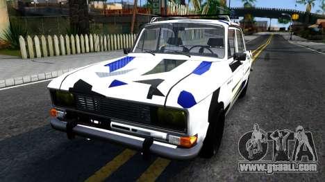 AZLK Moskvich 2140 RDM for GTA San Andreas