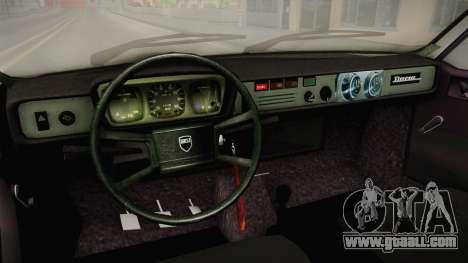 Dacia 1310 MLS for GTA San Andreas inner view