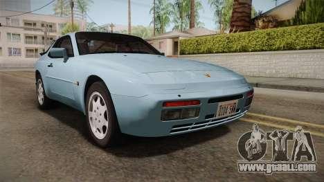 Porche Turbo for GTA San Andreas