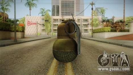 Battlefield 4 - RGO for GTA San Andreas