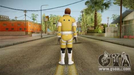 007 Legends Craig Moonraker for GTA San Andreas third screenshot