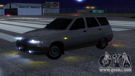 VAZ 2111 for GTA San Andreas right view
