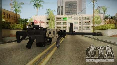 Battlefield 4 - AWS for GTA San Andreas