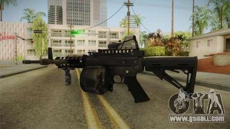 Battlefield 4 - AWS for GTA San Andreas second screenshot
