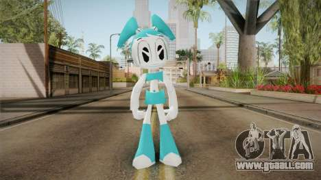 XJ9 - Jenny Wakeman for GTA San Andreas second screenshot