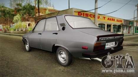 Dacia 1310 MLS for GTA San Andreas left view