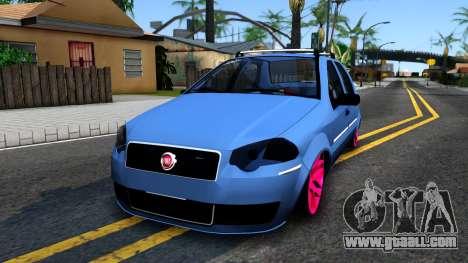 Fiat Siena for GTA San Andreas