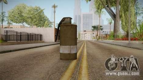 Battlefield 4 - M18 for GTA San Andreas second screenshot