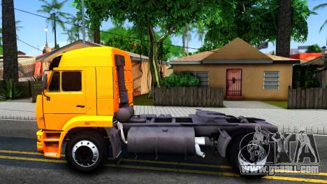 KamAZ 5460 v2 for GTA San Andreas