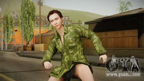 007 Goldeneye Natalya for GTA San Andreas