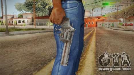Survarium - Magnum Revolver for GTA San Andreas third screenshot