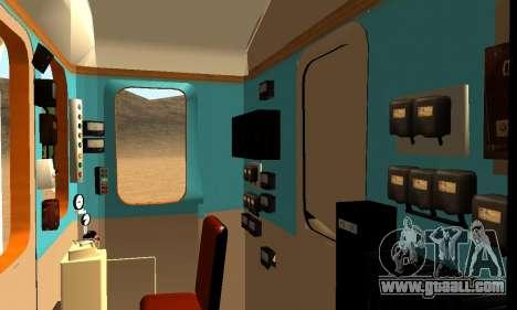 ST_M Metrostav type E for GTA San Andreas