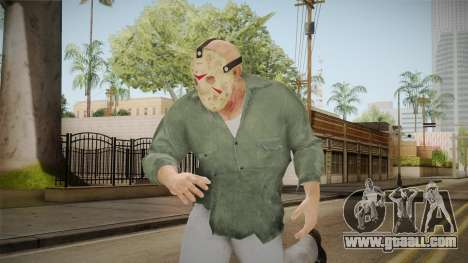Friday The 13th - Jason Voorhees Part III for GTA San Andreas