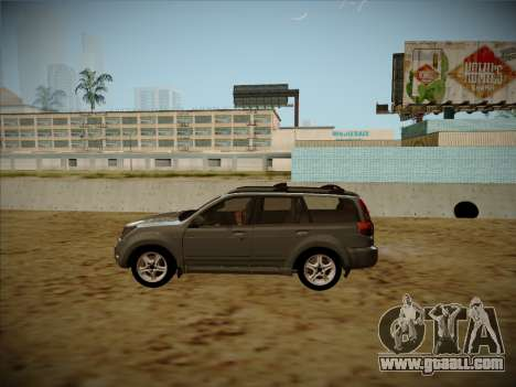 Great Wall Hover H2 for GTA San Andreas left view