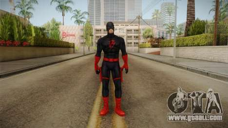 Marvel Future Fight - Daredevil (Shadowland) for GTA San Andreas second screenshot