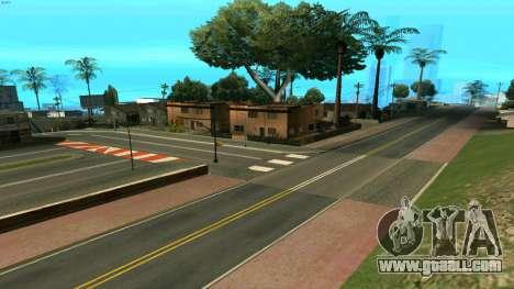 Russian roads full version for GTA San Andreas forth screenshot
