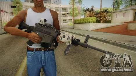 Battlefield 4 - AWS for GTA San Andreas third screenshot