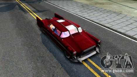 XNA Corvega Fallout 4 for GTA San Andreas right view