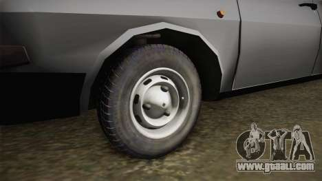 Dacia 1310 MLS for GTA San Andreas back view