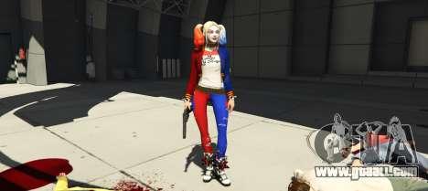 GTA 5 Harley Quinn from DC Legends