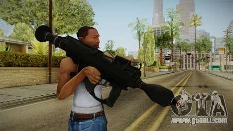 Blacklight: Retribution - RL2a Swarm for GTA San Andreas third screenshot