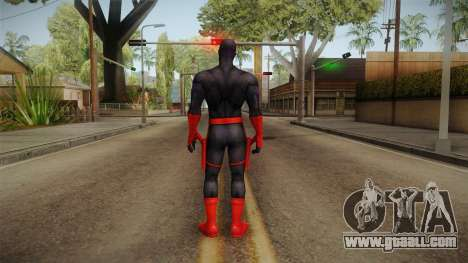 Marvel Future Fight - Daredevil (Shadowland) for GTA San Andreas third screenshot