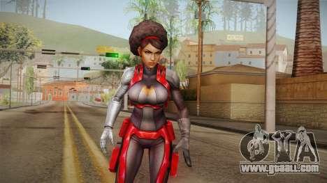 Marvel Future Fight - Misty Knight for GTA San Andreas