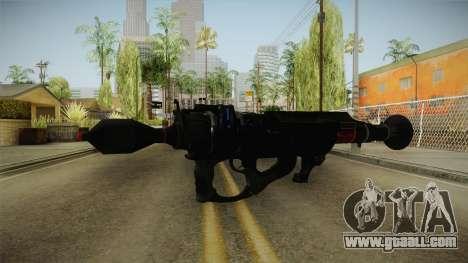 Blacklight: Retribution - RL2a Swarm for GTA San Andreas