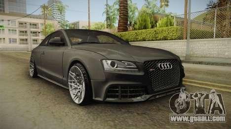 Audi RS5 for GTA San Andreas