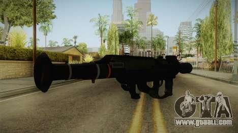 Blacklight: Retribution - RL2a Swarm for GTA San Andreas second screenshot