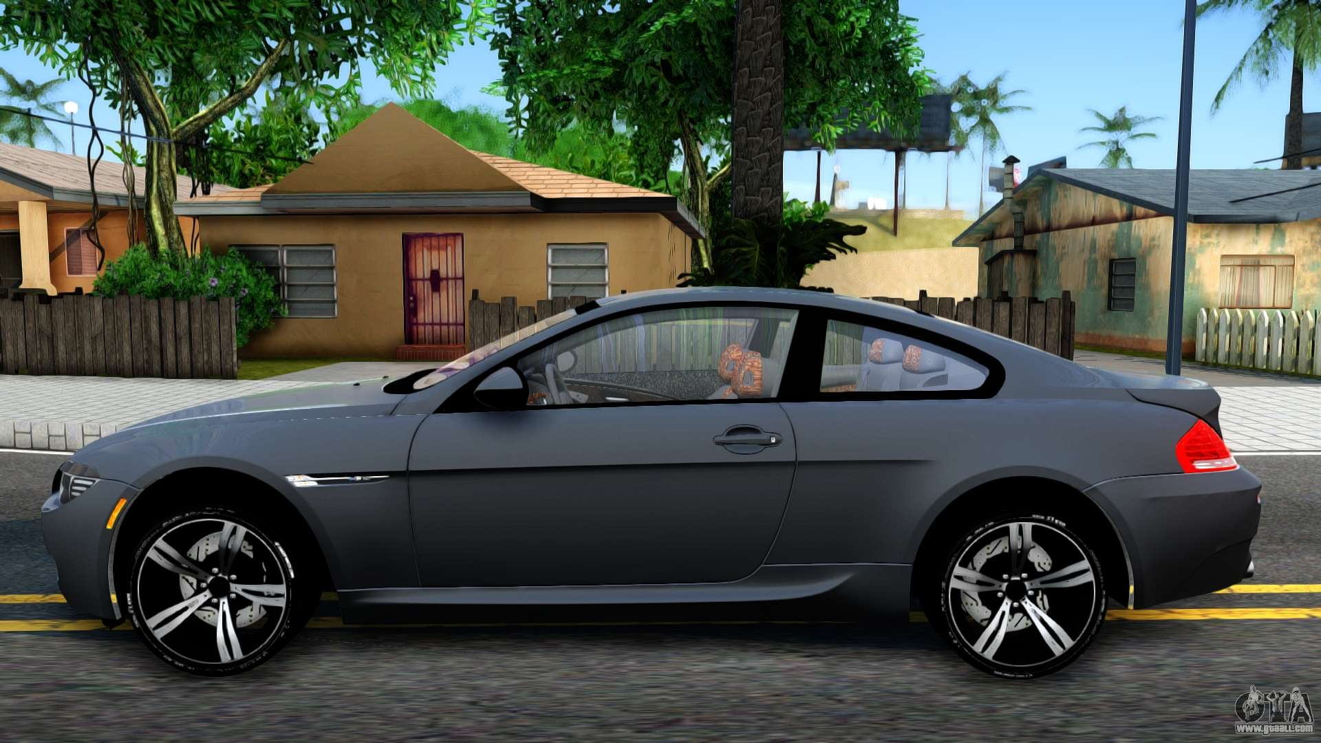 bmw m6 2005 for gta san andreas. Black Bedroom Furniture Sets. Home Design Ideas