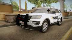 Ford Explorer 2012 Angel Pine PD