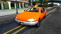 Kuruma GTA 3 Taxi for GTA San Andreas
