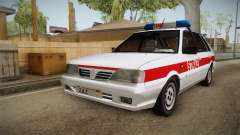 Daewoo-FSO Polonez Caro Plus 1.6 GLi Security