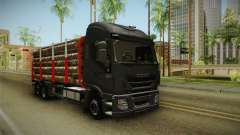 Iveco Stralis Hi-Way 560 E6 6x2 Timber v3.0