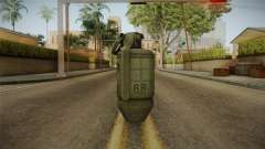 Battlefield 4 - M34 for GTA San Andreas
