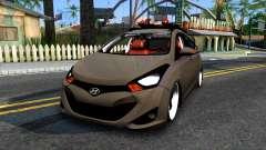 Hyundai HB20 for GTA San Andreas