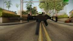 Battlefield 4 - UMP-45 for GTA San Andreas