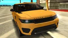 Land Rover Range Rover Sport Supercharged for GTA San Andreas