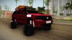 Chevrolet Tahoe Semi Offroad VZLA Edition for GTA San Andreas
