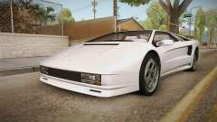 GTA 5 Pegassi Infernus Classic for GTA San Andreas