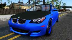 BMW E60 M5 for GTA San Andreas