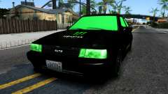 GTA 5 Karin Futo - Monster Energy