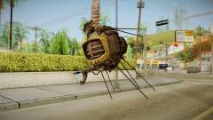 Fallout New Vegas DLC Lonesome Road - ED-E v1 for GTA San Andreas